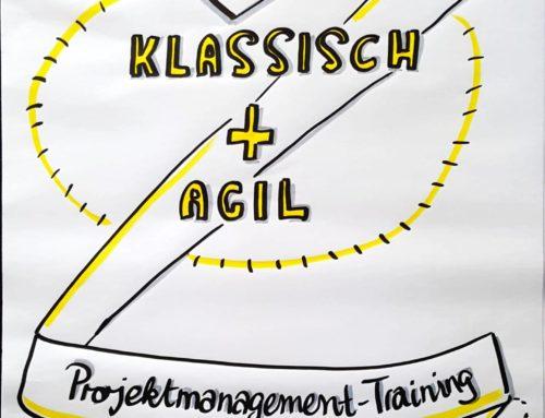 Projektmanagement – klassisch und agil